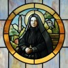 Saint Francesca Xavier Cabrini was the first citizen of the United States , canonized by the Roman Catholic Church.