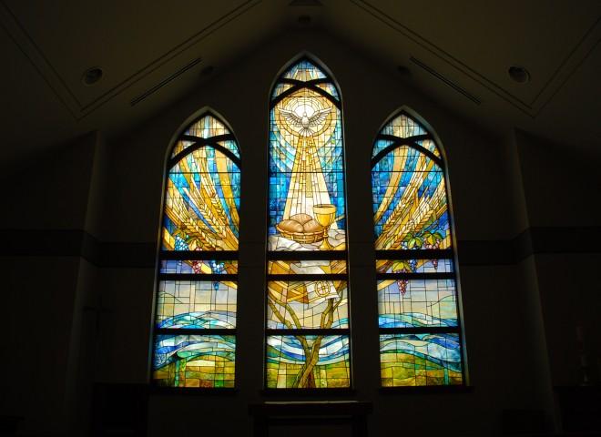 Eucharist.  St. Stephen  Tinley Park,IL