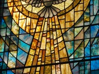 Dove, Detail. St. Stephen  Tinley Park,IL