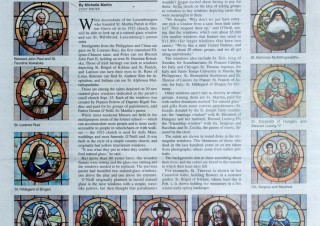 Catholic New World 2011