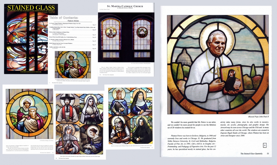 Stained Glass Magazine