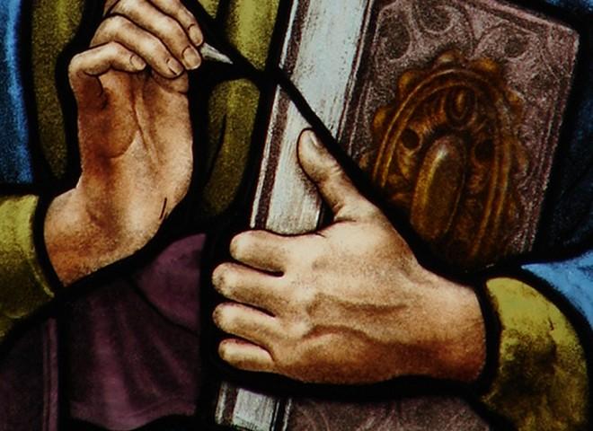 St. Mark     Detail