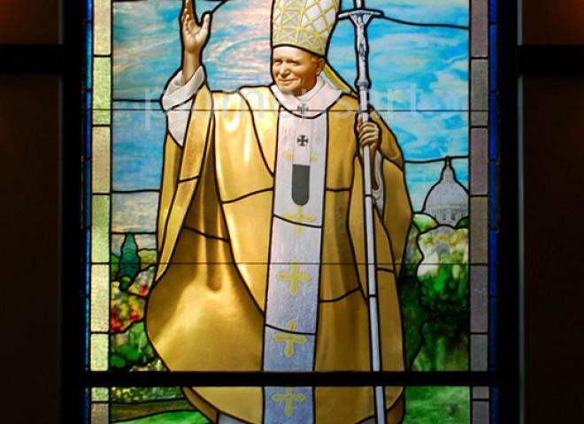 Pope John Paul II .