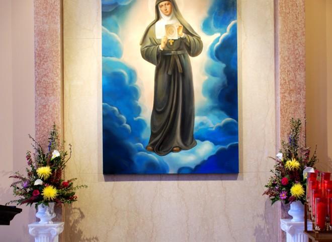 St Margaret Mary