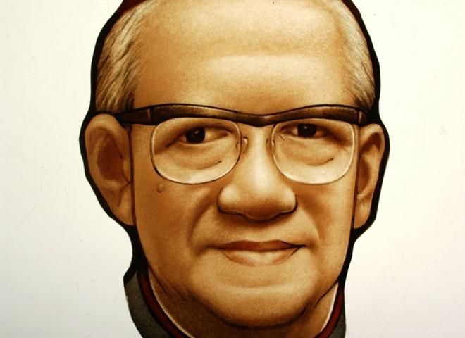 Cardinal Van Thuan.Detail