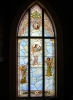 St.Cecilia Window dedicated to the music.